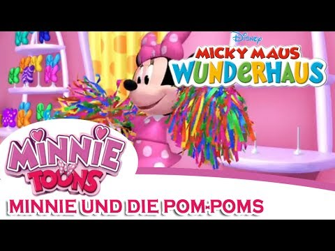 Minnie Toons – Minnie und die Pom-Poms Folge 1