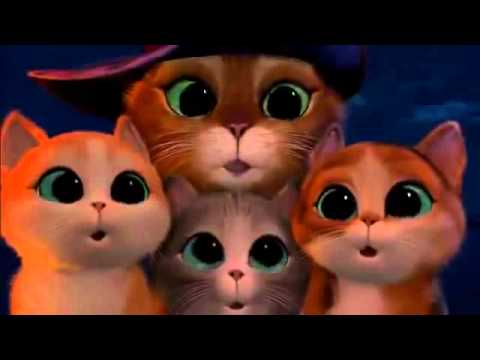 Pixar – Der gestiefelte Kater – Die drei Diablos