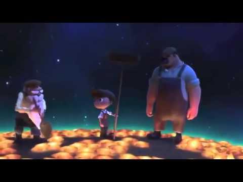 Pixar – The Moon La Luna