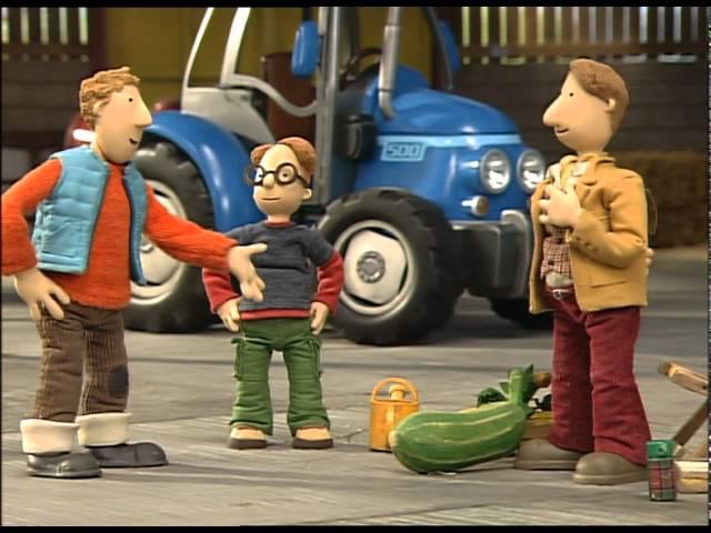 kleiner roter traktor  im zucchinifieber › kinderfilme