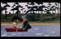 Sandmann-Unser-Sandmnnchen-kommt-mit-einem-Wasserflugzeug-Folge-mit-Fuchs-und-Elster-1