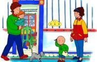 Caillou deutsch Folge 8 Skivergnügen und weitere Geschichten Staffel 8 – Kinderserie online