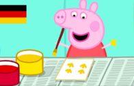 Peppa-Wutz-Malerei-Zusammenschnitt-Peppa-Pig-Deutsch-Neue-Folgen-Cartoons-fr-Kinder-1