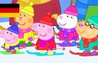 Peppa-Wutz-Winter-Zusammenschnitt-Peppa-Pig-Deutsch-Neue-Folgen-Cartoons-fr-Kinder-1