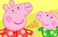 Peppa-Wutz-Pyjama-Spa-mit-Peppa-und-George-Peppa-Pig-Wutz-Cartoons-fr-Kinder-1