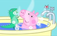 Peppa-Wutz-Suche-nach-Mr.-Dinosaur-Peppa-Pig-Deutsch-Neue-Folgen-Cartoons-fr-Kinder-1