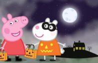 Peppa-Wutz-Halloween-Special-Verkleiden-Peppa-Pig-Deutsch-Neue-Folgen-Cartoons-fr-Kinder-1