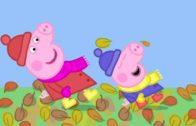 Peppa-Wutz-Herbstzeit-Ganze-Episoden-Peppa-Pig-Deutsch-Neue-Folgen-Cartoons-fr-Kinder-1
