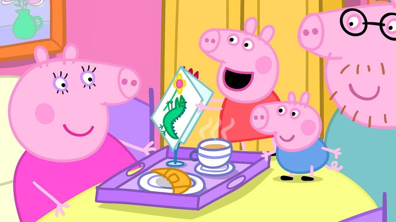 Peppa Wutz ? Mama Wutz Hat Geburtstag ? Peppa Pig Deutsch