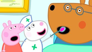 Peppa-Wutz-Doktor-Braunbr-ist-krank-Peppa-Pig-Deutsch-Neue-Folgen-Cartoons-fr-Kinder-1
