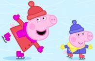 Peppa-Wutz-Eislaufen-Peppa-Pig-Deutsch-Neue-Folgen-Cartoons-fr-Kinder-1
