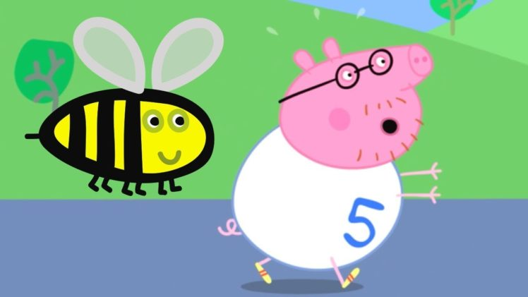 Peppa-Wutz-Der-Spendenlauf-Peppa-Pig-Deutsch-Neue-Folgen-Cartoons-fr-Kinder-1