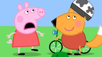 Peppa-Wutz-Freddy-Fuchs-Peppa-Pig-Deutsch-Neue-Folgen-Cartoons-fr-Kinder-1