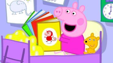Peppa-Wutz-Gute-Nacht-Peppa-Peppa-Pig-Deutsch-Neue-Folgen-Cartoons-fr-Kinder-1