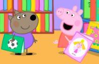Peppa Wutz | In der Bücherei! | Peppa Pig Deutsch Neue Folgen | Cartoons für Kinder