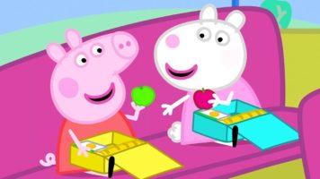 Peppa-Wutz-Ein-Ausflug-mit-dem-Bus-Peppa-Pig-Deutsch-Neue-Folgen-Cartoons-fr-Kinder-1