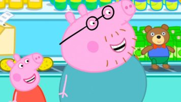Peppa-Wutz-Teddy-Lausbub-Peppa-Pig-Deutsch-Neue-Folgen-Cartoons-fr-Kinder-1